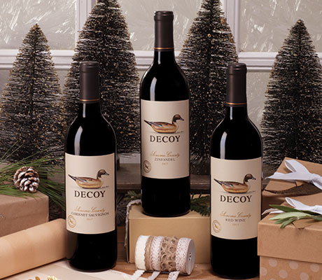 decoy red wines