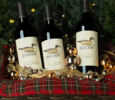 decoy white wines