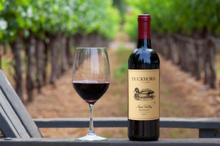 A Celebration of Merlot with Duckhorn Vineyards