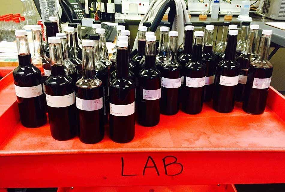 Decoy lab samples