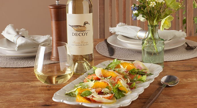 Decoy Citrus Salad