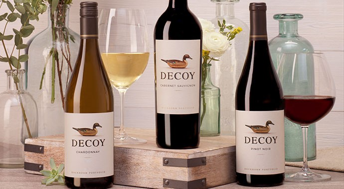Three Decoy wines for the spring