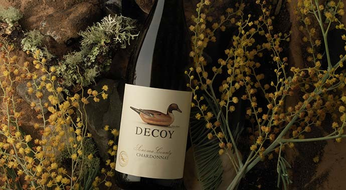 Decoy Chardonnay for Spring