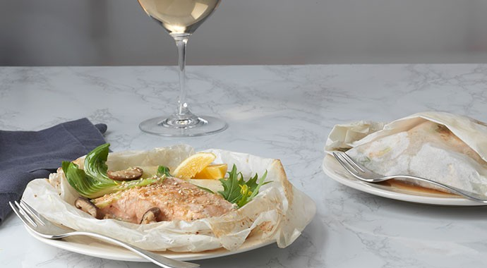 Fish en Papillote Recipe