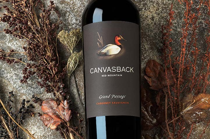 Canvasback Grand Passage bottle