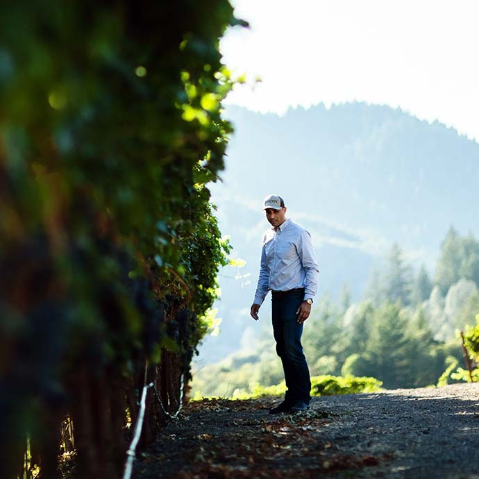 Meet Winemaker Tyson Wolf