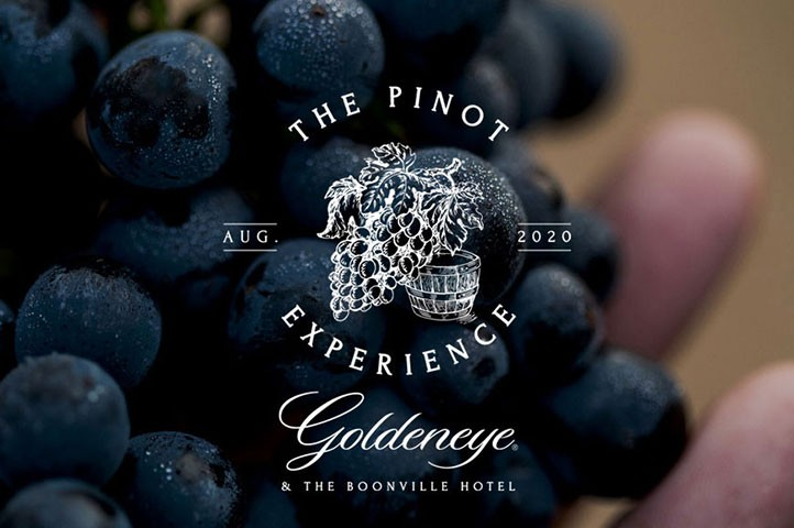 The Goldeneye Anderson Valley Pinot Experience 2020